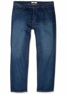 Tommy Hilfiger Men's THD Relaxed Fit Jeans  42Wx30L