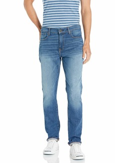 Tommy Hilfiger Men's THD Straight Fit Jeans  34Wx30L