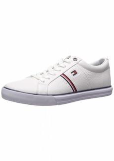 Tommy Hilfiger Men's Thflag Sneaker   M US