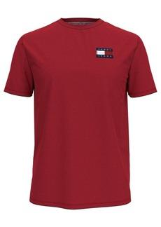 Tommy Hilfiger Men's Tommy Jeans Albie Badge Logo T-Shirt