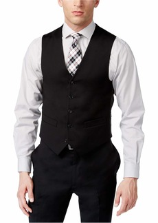 Tommy Hilfiger Men's Trim Fit Solid Vest