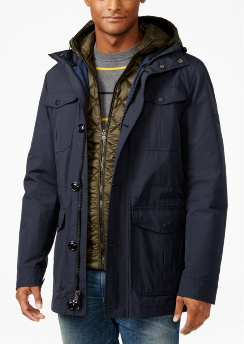 Tommy Hilfiger Men's Two-in-One Jacket