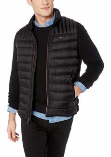 Tommy Hilfiger Men's Ultra Loft Quilted Puffer Vest