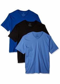 Tommy Hilfiger Men's Undershirts Cotton Classics V-Neck T-Shirt