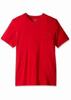 Tommy Hilfiger Men's Undershirts Cotton Premium Crew Neck T-Shirts