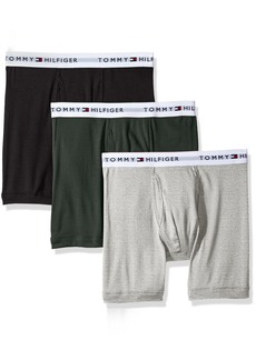 Tommy Hilfiger Men's Underwear 3 Pack Cotton Classics Trunks