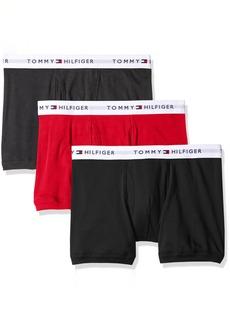 Tommy Hilfiger Men's Underwear 3 Pack Cotton Classics Trunks