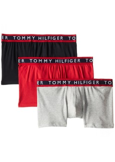 Tommy Hilfiger Men's Underwear 3 Pack Cotton Stretch Trunks  /36-38