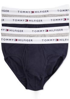 Tommy Hilfiger Men's Underwear, Cotton Brief 4-Pack - 09TF001