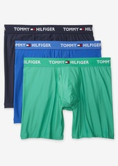 Tommy Hilfiger Men's Underwear Everyday Micro Multipack Boxer Briefs  M
