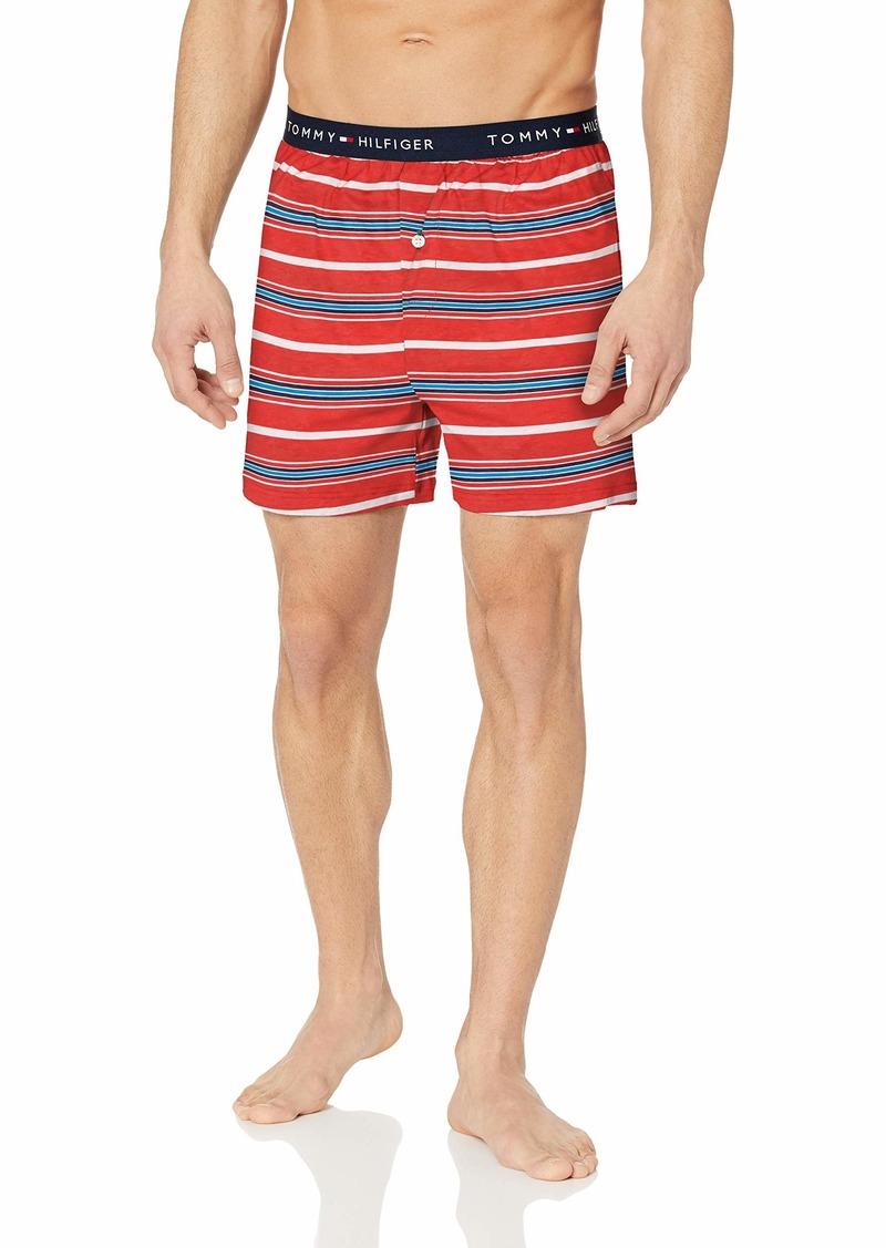 Tommy Hilfiger Men's Underwear Knit Boxers