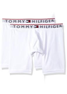 ab90e4517b0e Tommy Hilfiger Men's Underwear Modern Essentials Boxer Briefs White