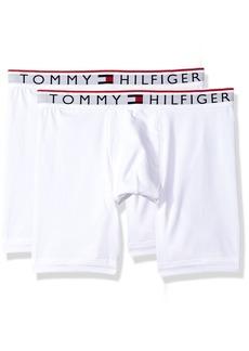 Tommy Hilfiger Men's Underwear Modern Essentials Boxer Briefs White