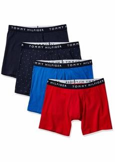 Tommy Hilfiger Men's Underwear Stretch Cotton Multipack Boxers Briefs  L