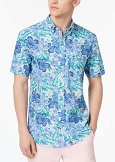 Tommy Hilfiger Men's Waikiki Floral-Print Shirt