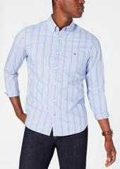 Tommy Hilfiger Men's Welbeck Striped Shirt