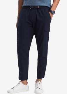 Tommy Hilfiger Men's Wellmont Seersucker Cargo Pants, Created for Macy's