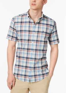 Tommy Hilfiger Men's Willis Plaid Shirt, Created for Macy's