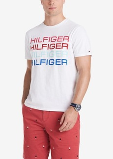 Tommy Hilfiger Men's Wonderland Logo Graphic T-Shirt