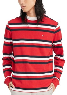 Tommy Hilfiger Men's Wooster Stripe T-Shirt