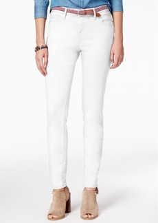 Tommy Hilfiger Mid-Rise Skinny Jeans, Created for Macy's