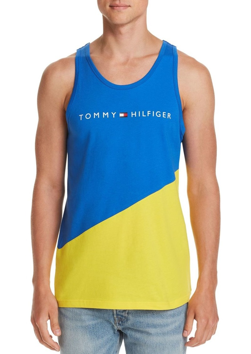 Tommy Hilfiger Modern Essential Color-Block Tank