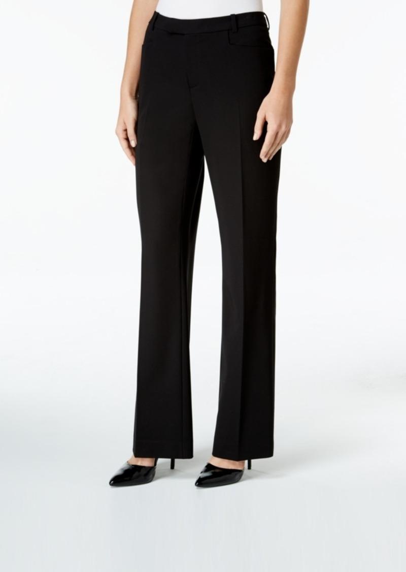 Tommy Hilfiger Modern Straight-Leg Dress Pants