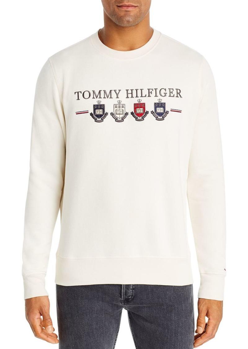 Tommy Hilfiger Multi-Crest Logo Sweatshirt