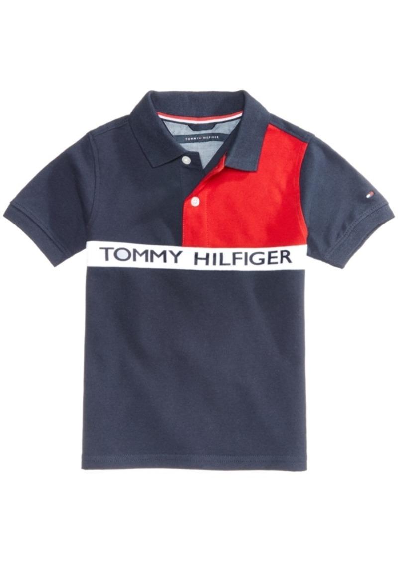 90f5d505b8f042 Tommy Hilfiger Tommy Hilfiger Colorblocked Polo