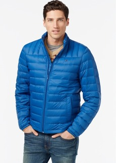 Tommy Hilfiger Nylon Packable Jacket