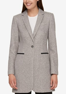Tommy Hilfiger One-Button Topper Jacket