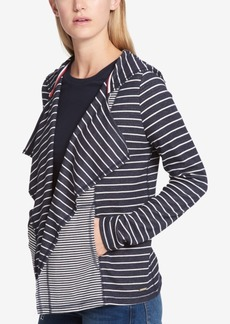 Tommy Hilfiger Open-Front Hooded Jacket, Created for Macy's