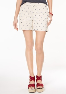 Tommy Hilfiger Paisley-Print Shorts, Created for Macy's