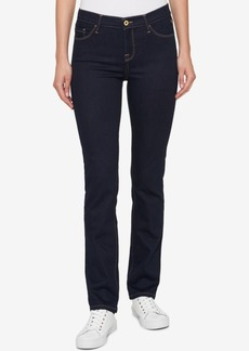 Tommy Hilfiger Pale Blue Wash Bootcut Jeans, Created for Macy's