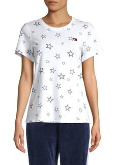 Tommy Hilfiger Performance Allover Stars T-Shirt