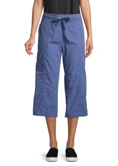 Tommy Hilfiger Performance Convertible Drawstring Cargo Pants