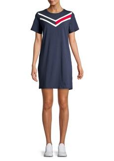 Tommy Hilfiger Performance Logo T-Shirt Dress