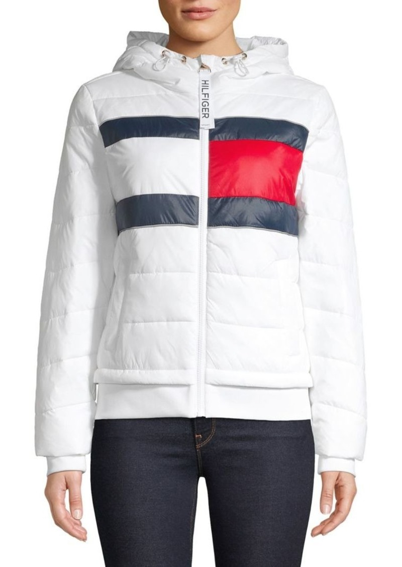 Tommy Hilfiger Performance Nylon Puffer Jacket
