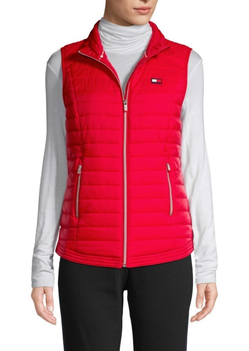 Tommy Hilfiger Performance Quilted Puffer Vest