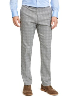 Tommy Hilfiger Plaid Th Flex Stretch Modern-Fit Dress Pants