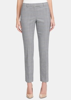 Tommy Hilfiger Plaid Trousers