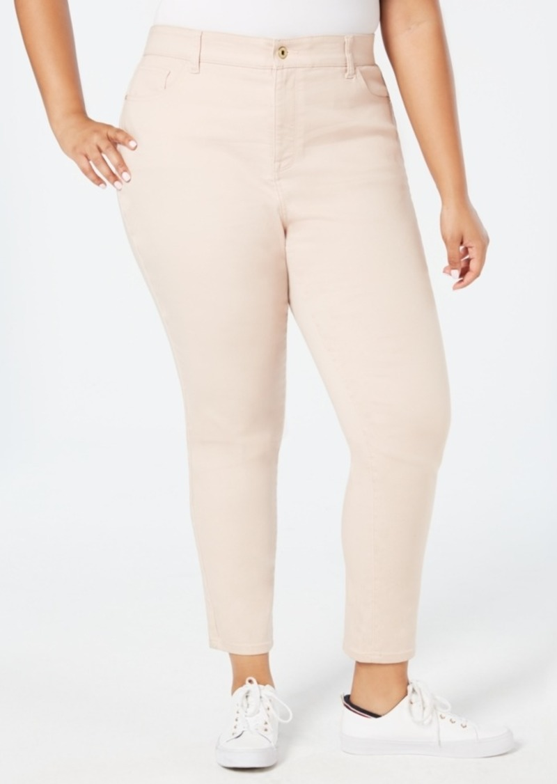 Tommy Hilfiger Plus Size Bedford Skinny Jeans