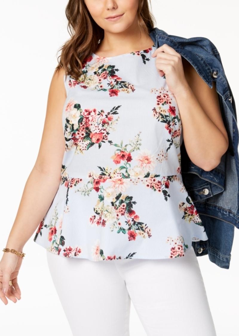 04e45cb871011 Plus Size Shirts Macys
