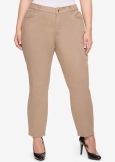 Tommy Hilfiger Plus Size Straight-Leg Pants