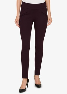 Tommy Hilfiger Ponte-Knit Compression Leggings