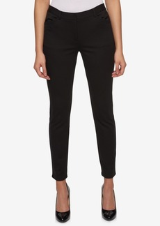 Tommy Hilfiger Ponte Skinny Pants, Only at Macy's