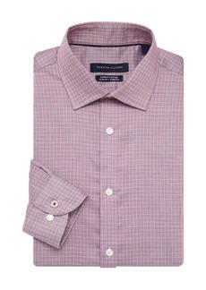 Tommy Hilfiger Printed Long-Sleeve Dress Shirt