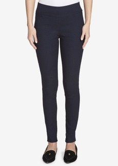 Tommy Hilfiger Printed Pull-On Skinny Pants, Created for Macy's