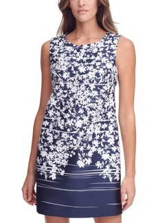 Tommy Hilfiger Printed Shift Dress