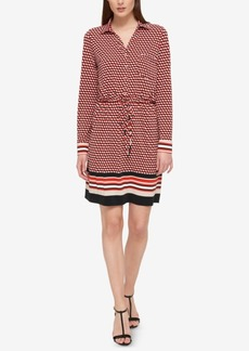 Tommy Hilfiger Printed Shirtdress